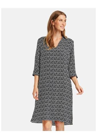 GERRY WEBER Blusenkleid »Blusenkleid mit grafischem Muster« kaufen