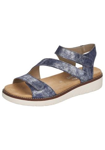 Remonte Sandale, mit praktischem Wechselfussbett kaufen