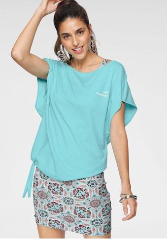 KangaROOS Jerseykleid, (Set, 2 tlg., mit T-Shirt), zum einzeln und übereinander Tragen kaufen
