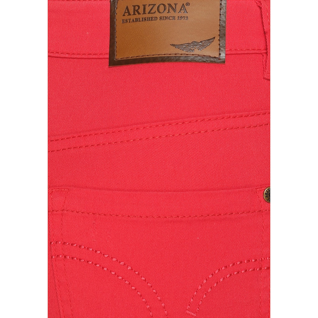 Arizona Caprijeans, Mid Waist