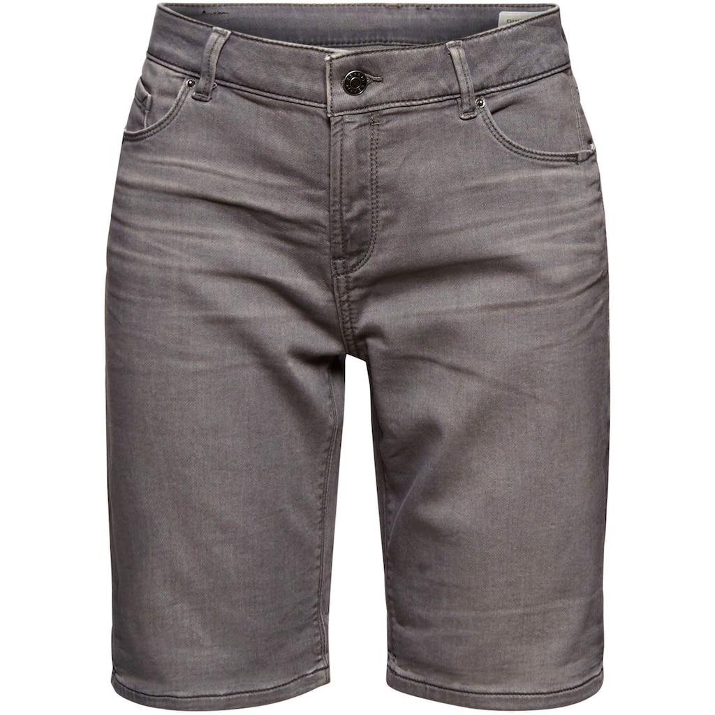 Esprit Shorts, mit krempelbarem Beinabschluss