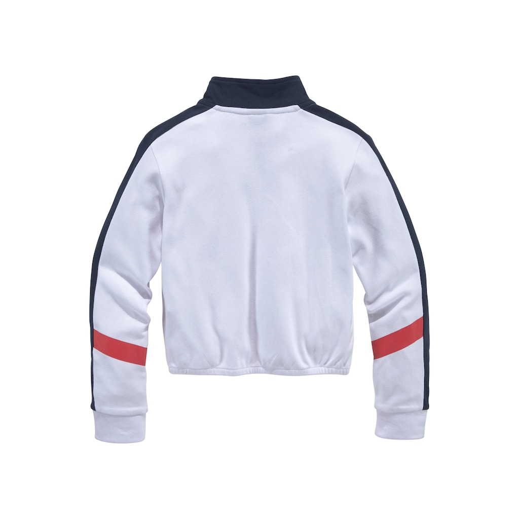 Arizona Langarmshirt, in kurzer Form
