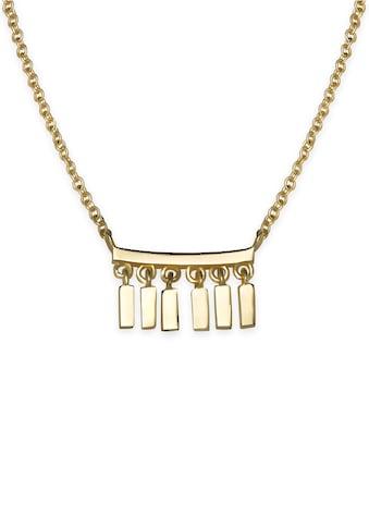 ROSEFIELD Kette mit Anhänger »Iggy Multi drop necklace goldfarben, JMDNG-J051« kaufen
