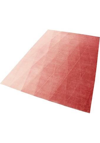 Teppich, »Haux«, Esprit, rechteckig, Höhe 9 mm, maschinell getuftet kaufen
