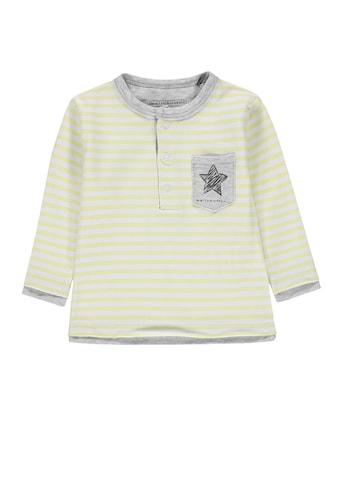 Bellybutton Langarmshirt »striped Star«, für Jungen kaufen