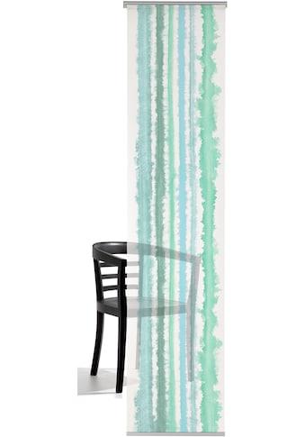 emotion textiles Schiebegardine »Aquarellstreifen«, HxB: 260x60, mit Befestigungszubehör kaufen