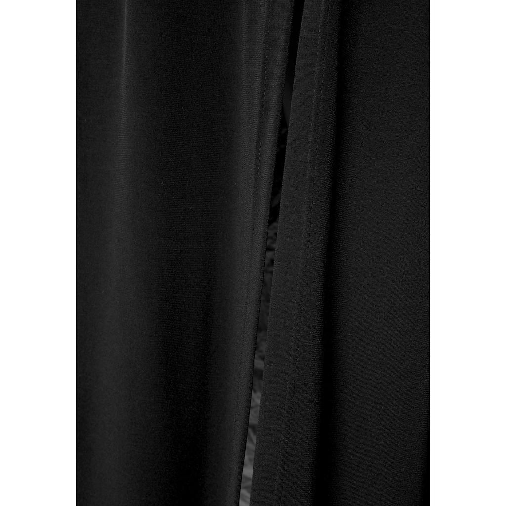 LASCANA Maxikleid, mit langen Beinschlitzen