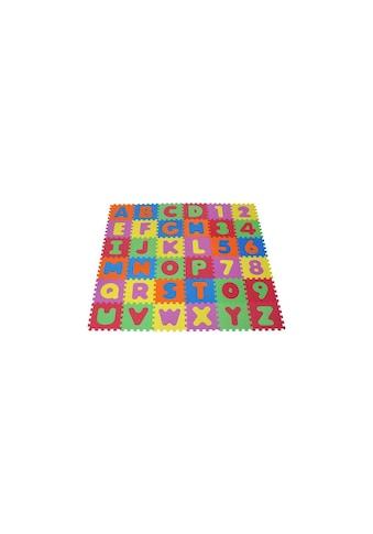 Knorrtoys® Puzzle »ABC + Zahlen« kaufen