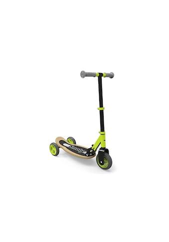 Kickboard, Smoby, »Wooden 3 Rad« kaufen