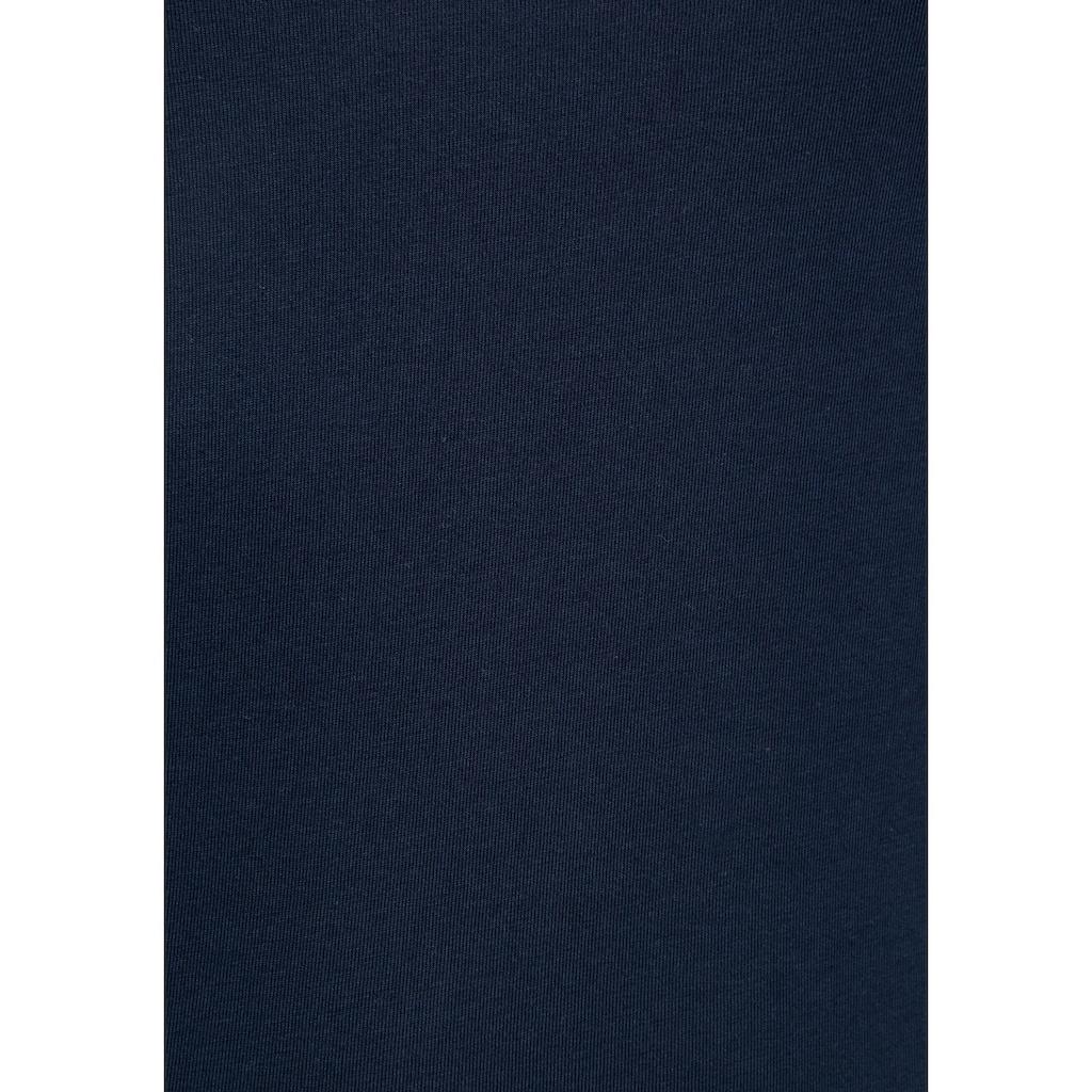 Esprit Tanktop, mit dezenter Logo-Applikation am Saum