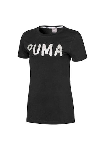 PUMA T - Shirt »Alpha Tee« kaufen