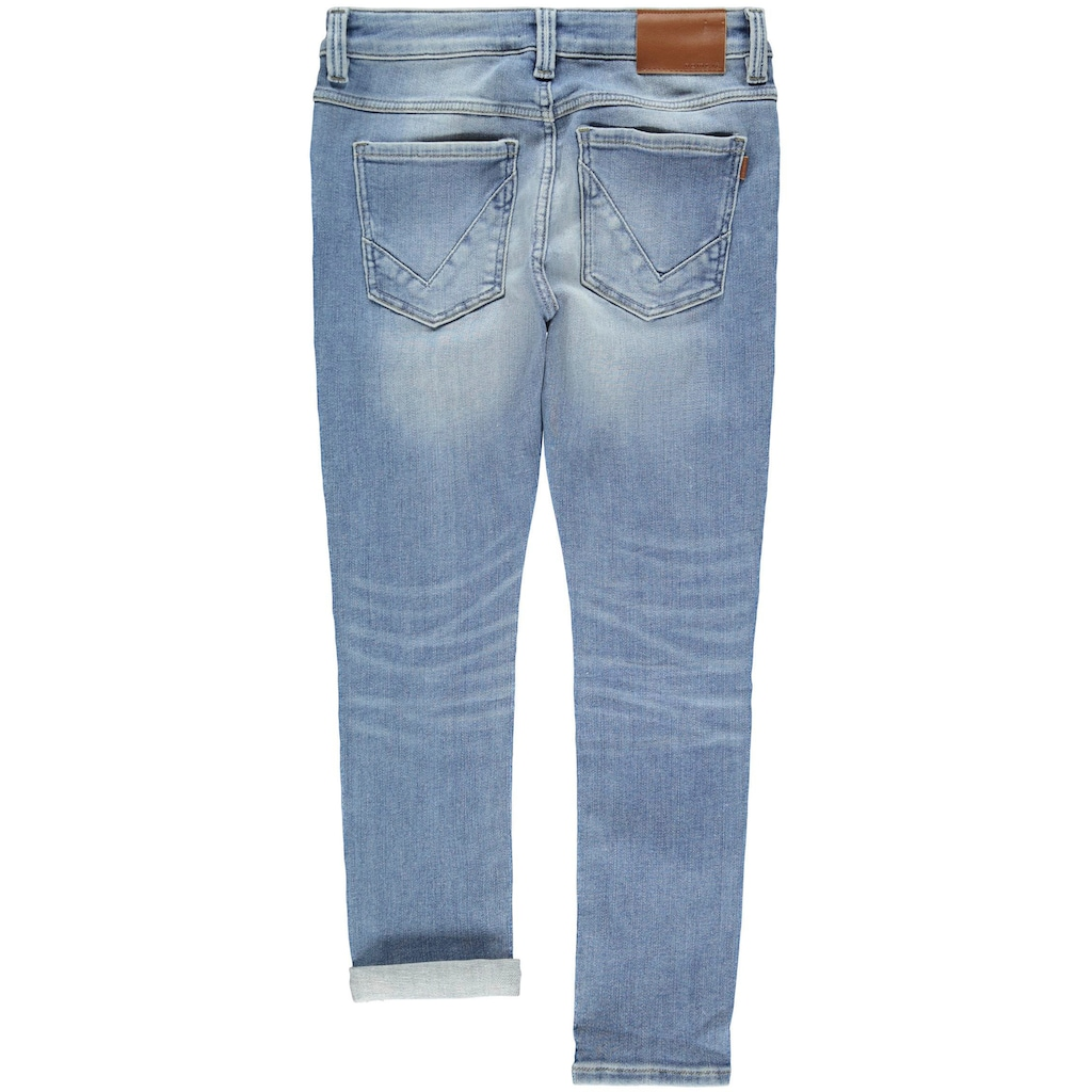 Name It Stretch-Jeans »NKMBABU DNMTARTYS 1461 P«