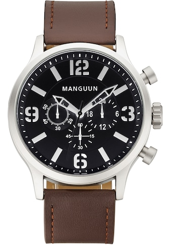 MANGUUN Chronograph »MUGA-20311-20L« kaufen