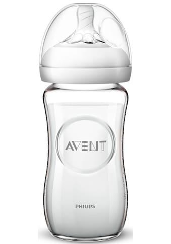 Philips AVENT Babyflasche »Natural Flasche SCF053/17«, Anti-Kolik-System kaufen
