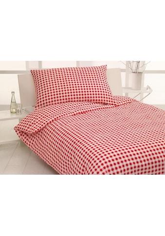 Seersucker - Bettwäsche, Home Fashion, »Kölsch« (2tlg.) kaufen