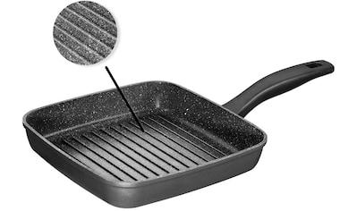 STONELINE Grillpfanne, Aluminiumguss, 26x26 cm, Induktion kaufen