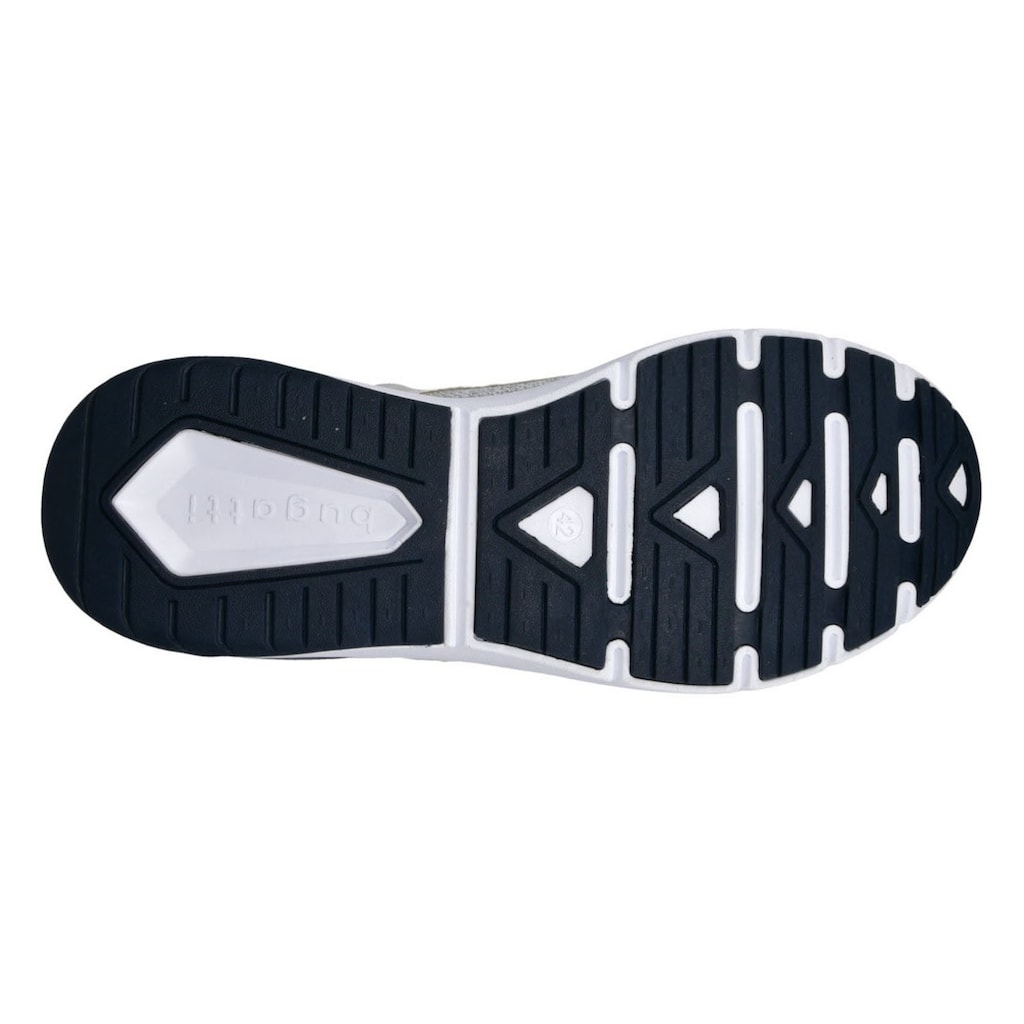 bugatti Slip-On Sneaker »Numbis«, zum Schlupfen