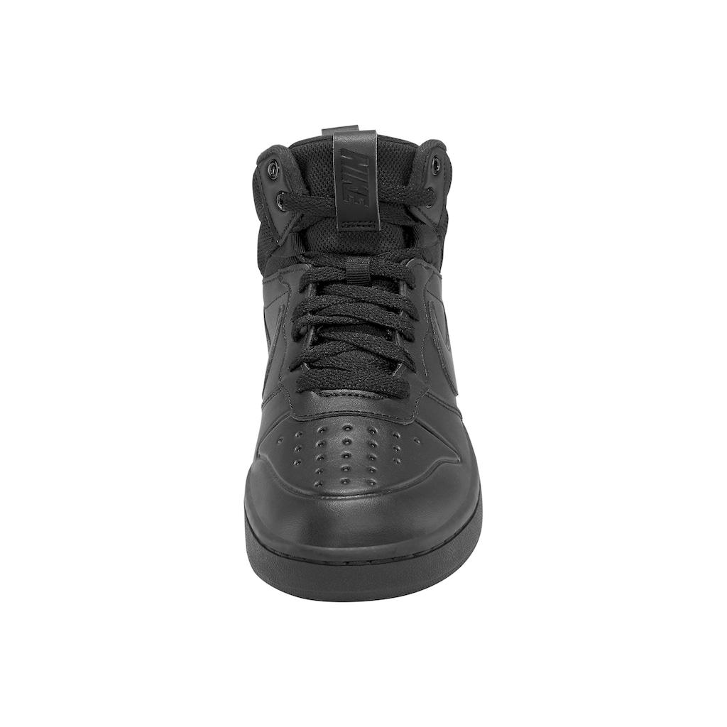 Nike Sportswear Sneaker »Court Borough Mid 2 Boot«