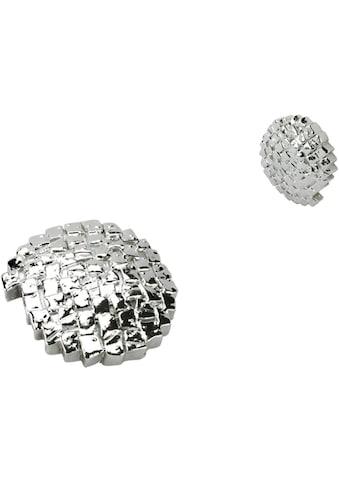 Liedeco Dekomagnet »Steinoptik«, (Packung, 2 St.), für metallische Flächen kaufen