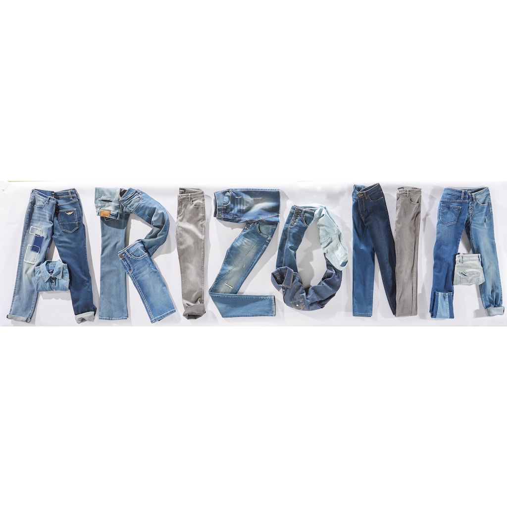 Arizona Bootcut-Jeans »Shaping«, High Waist