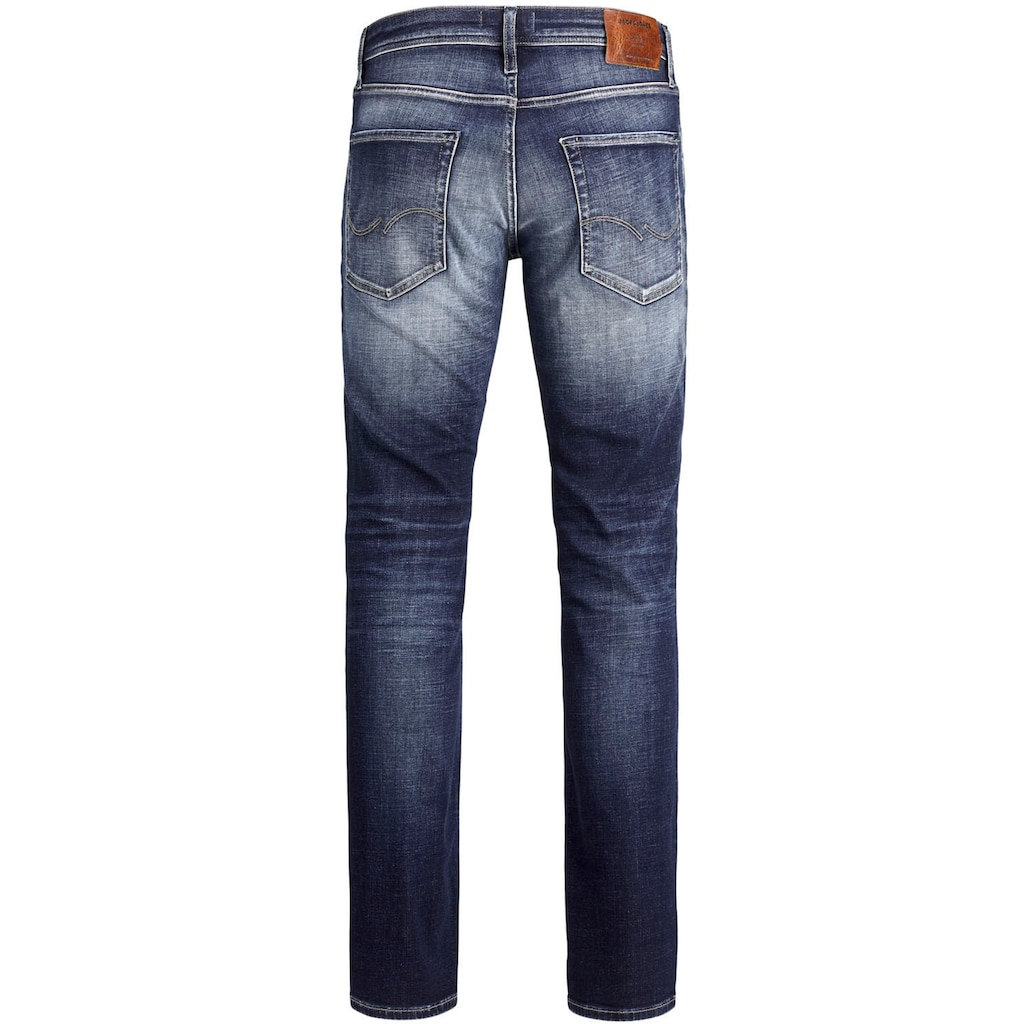 Jack & Jones Regular-fit-Jeans »Clark«