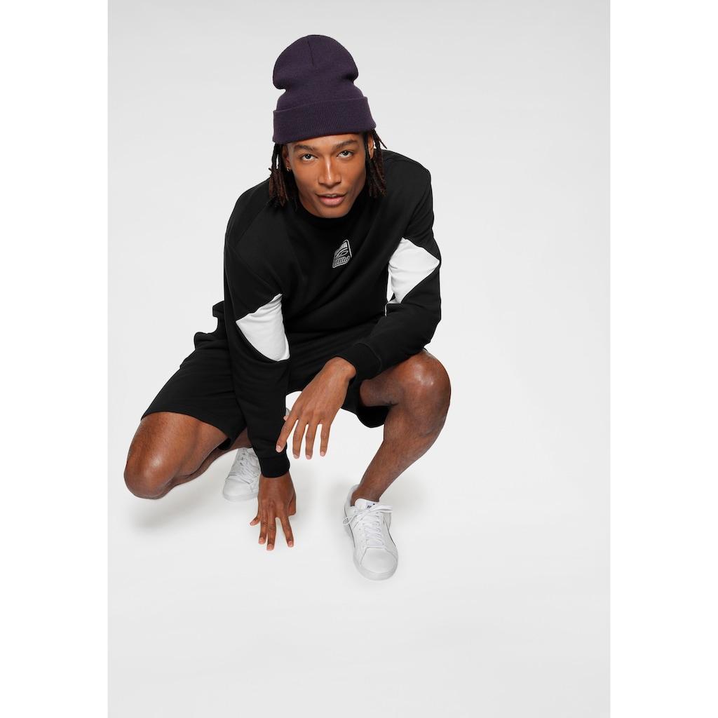 "PUMA Sweatshorts »Rebel Shorts 9"" TR«"