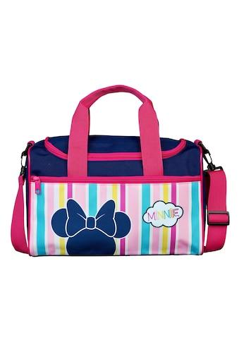 Scooli Sporttasche »Minnie Mouse, Streifen« kaufen