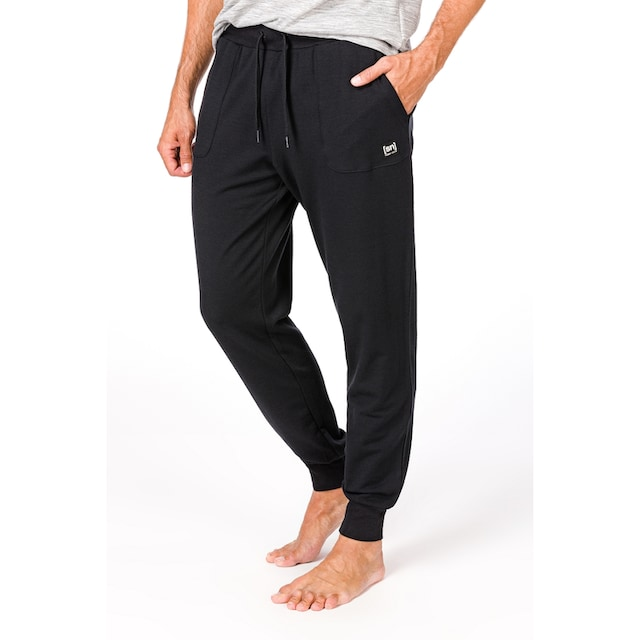 SUPER.NATURAL Jogginghose »M ESSENTIAL CUFFED PANTS«