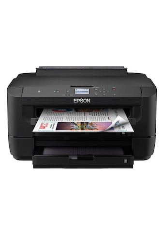 Drucker, Epson, »WorkForce WF - 7210DTW« kaufen