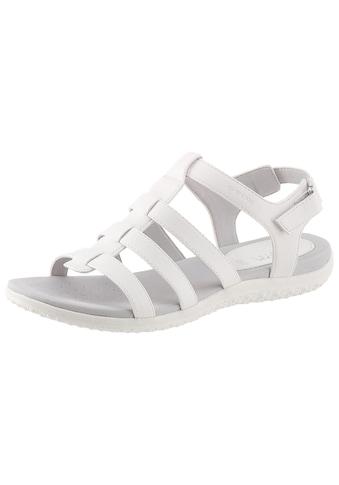 Geox Sandale, mit atmungsaktiver Laufsohle kaufen