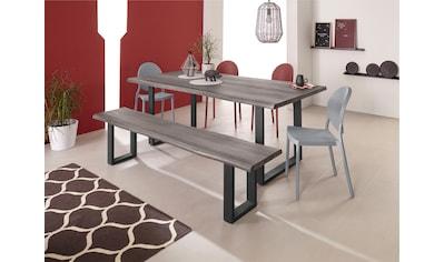 INOSIGN Esszimmerstuhl »Welz«, in fünf trendigen Farbvarianten, aus Kunststoff,... kaufen