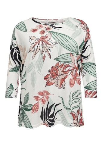 ONLY CARMAKOMA Print - Shirt »Alba« kaufen