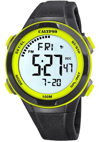 CALYPSO WATCHES Chronograph »Digital For Man, K5780/1« kaufen