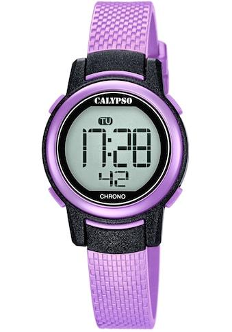 CALYPSO WATCHES Chronograph »Digital Crush, K5736/4« kaufen