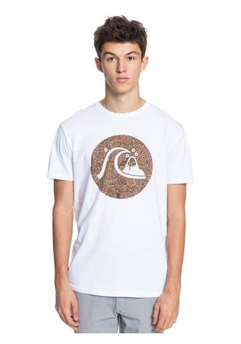 Quiksilver T-Shirt »Bubble Jam« kaufen