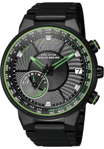 Citizen Solaruhr »Satellite Wave F150, CC3075-80E« kaufen