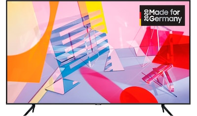 Samsung GQ43Q60T QLED - Fernseher (108 cm / (43 Zoll), 4K Ultra HD, Smart - TV kaufen