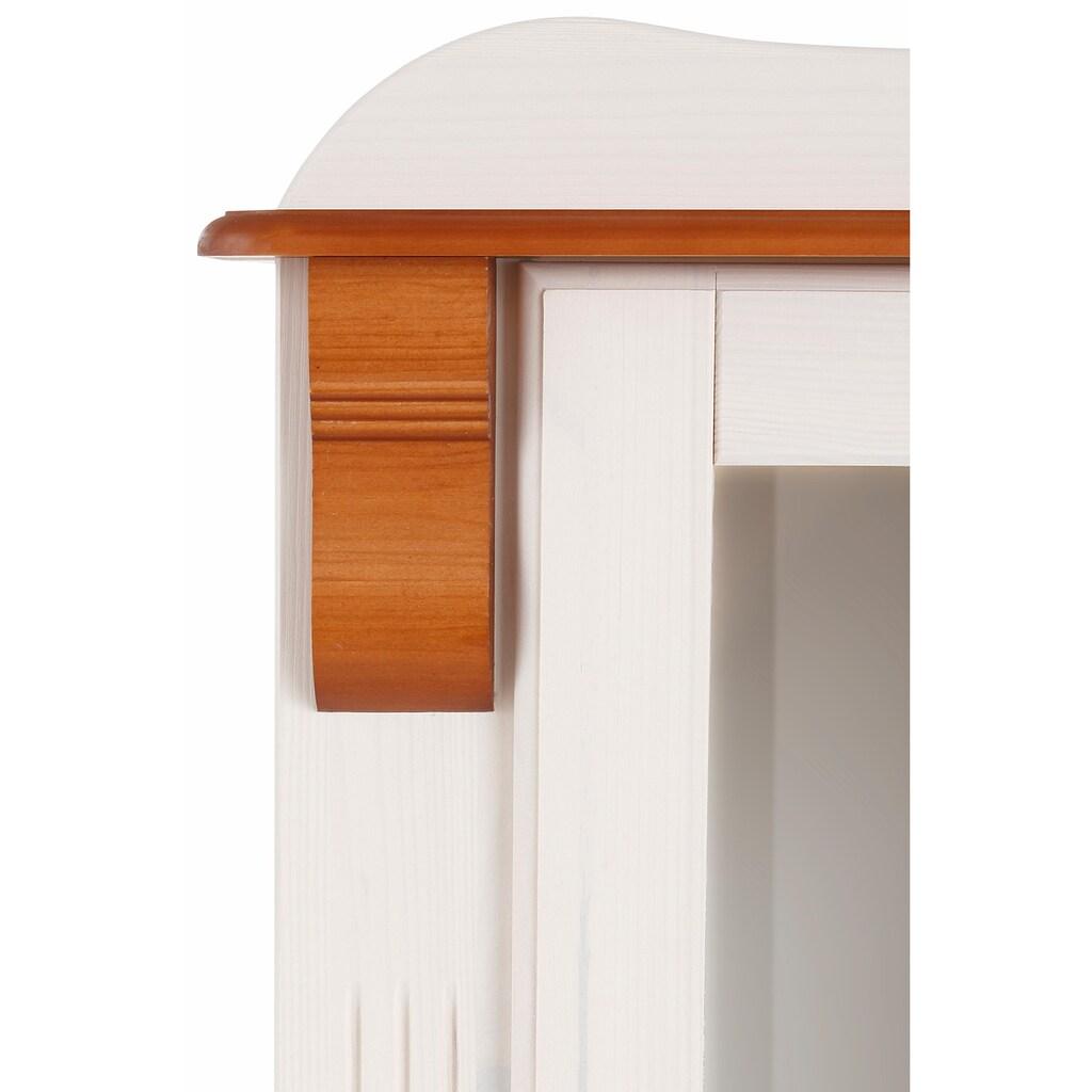 Home affaire Vitrine »Adele«, 2trg., Höhe 185 cm