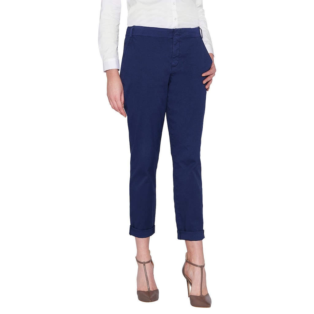 NYDJ Bequeme Jeans »in finely woven cotton jeans«, Rylie Country Club Chino