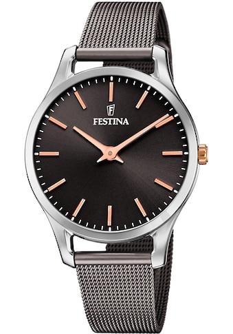 Festina Quarzuhr »F20506/3« kaufen