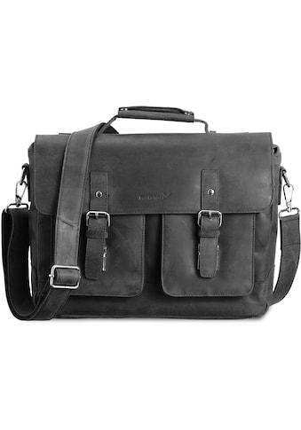 Packenger Umhängetasche »Kolbjorn, schwarz« kaufen