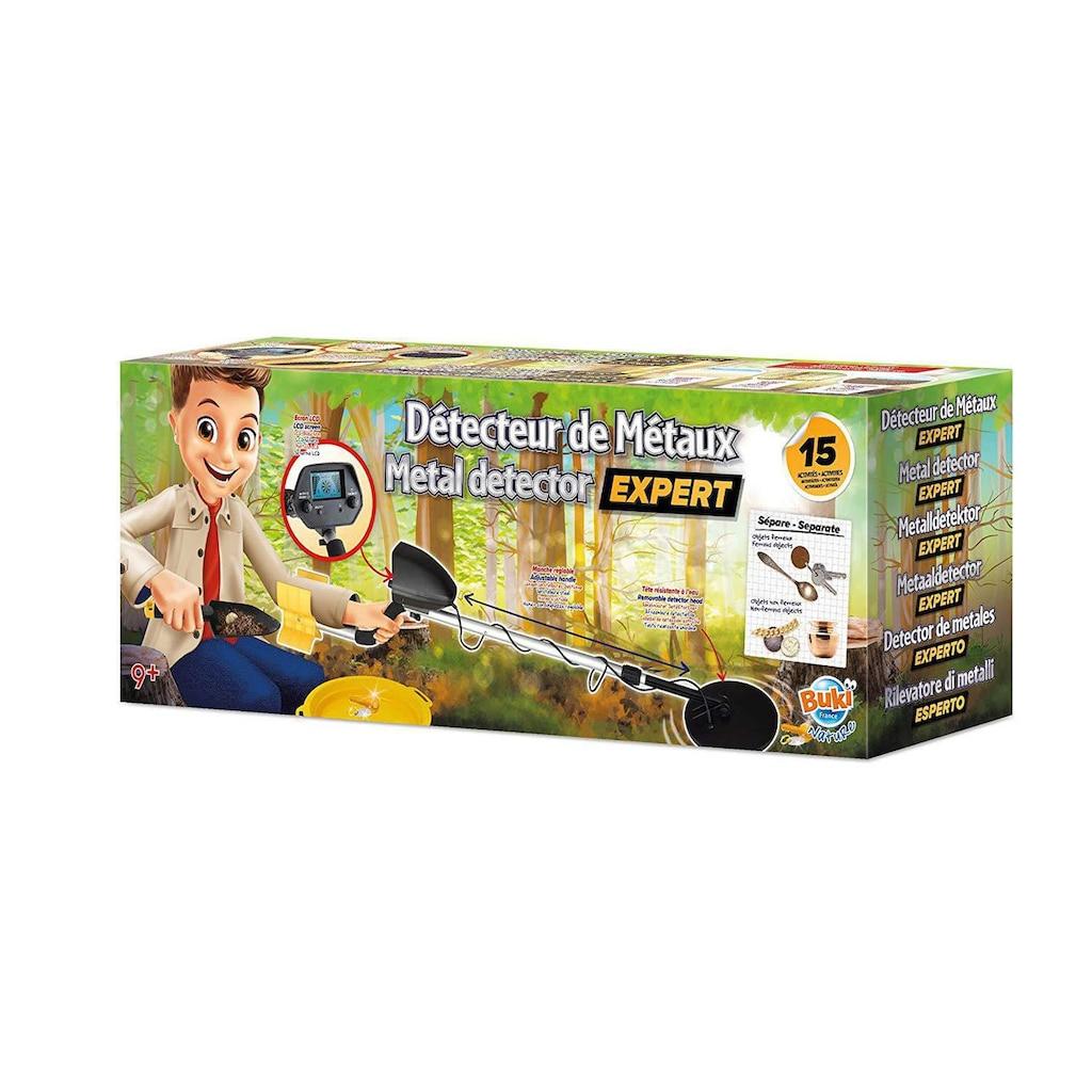 Buki Metalldetektor »Spielset Expert«