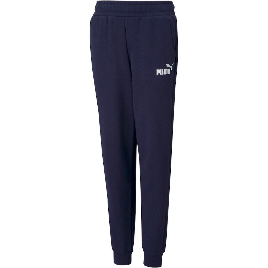 PUMA Jogginghose »ESSENTIAL LOGO SWEAT PANTS TR CL BOYS«