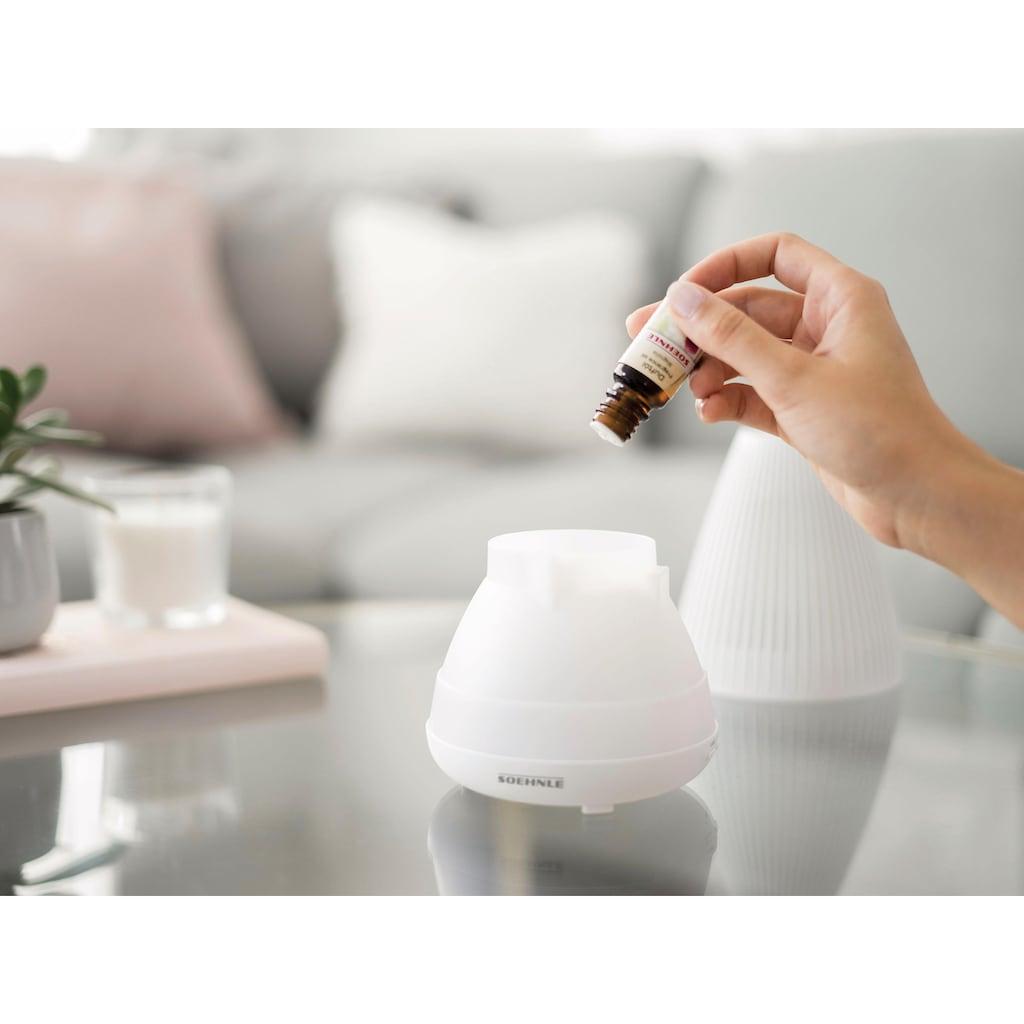 Soehnle Diffuser »Bari Aroma Diffuser«, 0,08 l Wassertank, Luftbefeuchter mit Ultraschall-Duftverteilung