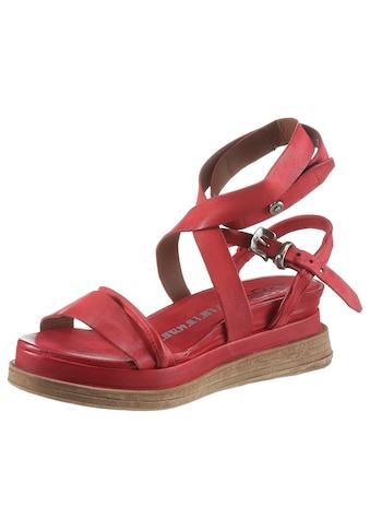 A.S.98 Sandalette »LAGOS 2.0«, mit verstellbarer Schnalle kaufen
