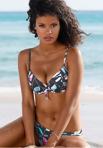 Sunseeker Push-Up-Bikini-Top »Leaves«, mit Zierschleife kaufen