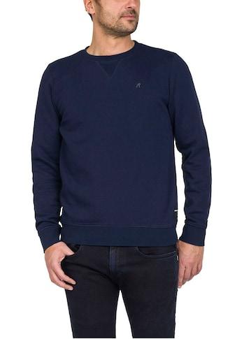 Replay Sweatshirt, mit Markenstickerei kaufen