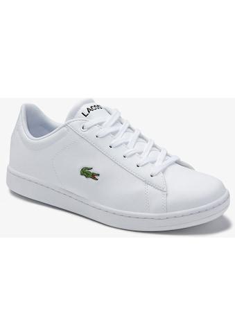 Lacoste Sneaker »CARNABY EVO BL 4 SUJ« kaufen