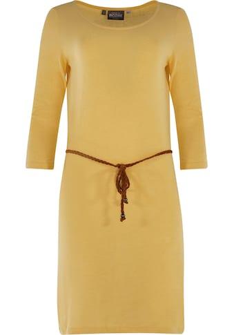 MAZINE Jerseykleid »Lotte«, mit kleinem Bindegürtel kaufen