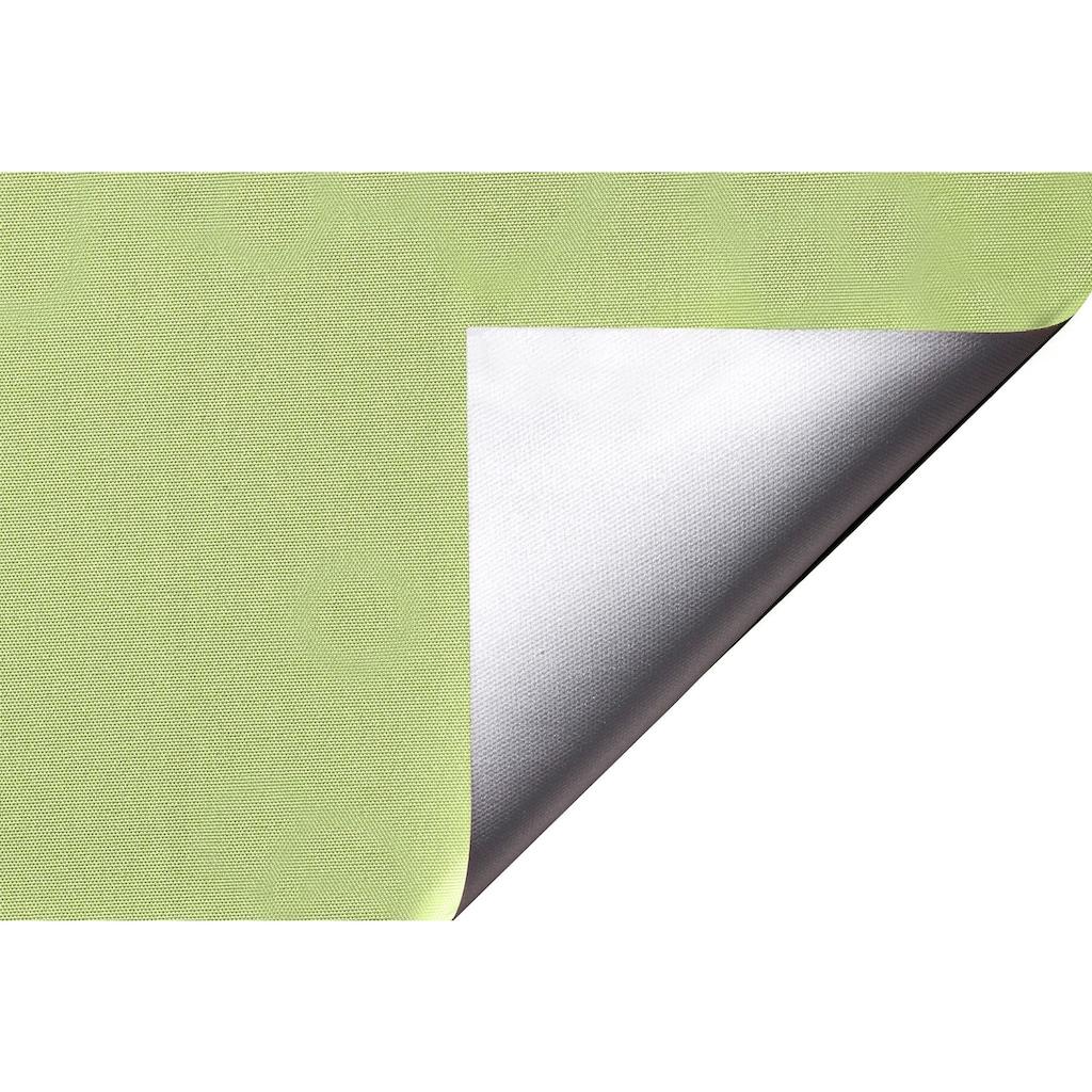 Liedeco Seitenzugrollo, verdunkelnd, energiesparend, ohne Bohren